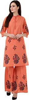 Gungun Fashion Women's Cotton Printed Kurti