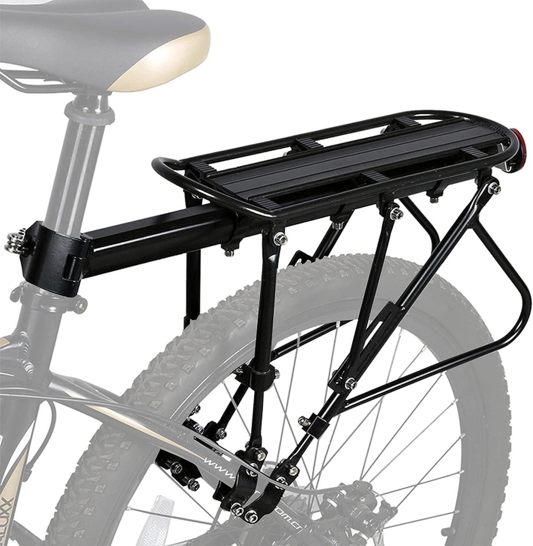 Woueniut Bike Carrier Atlanta Mall Rack Carri Cargo Popular Bicycle
