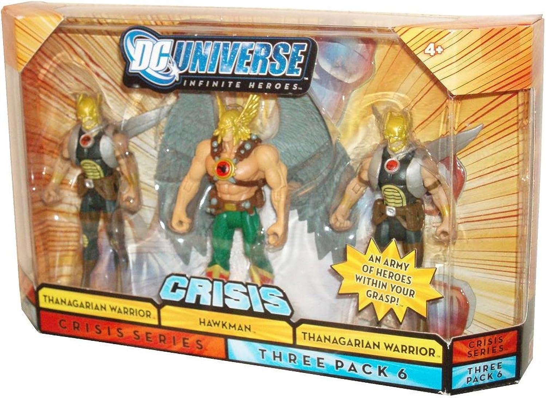 Mattel DC Universe Infinite Heroes 3 - Thanagarian Warrior   Hawkman   Thanagarian Warrior
