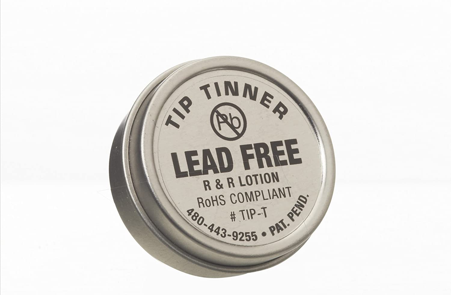 .5oz. RR At the price of surprise Lotion Lead Free Tip Be super welcome Tinner for Iron Tips Soldering