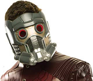 Men's Star-Lord Light-Up 1/2 Mask, Color As Shown, One Size