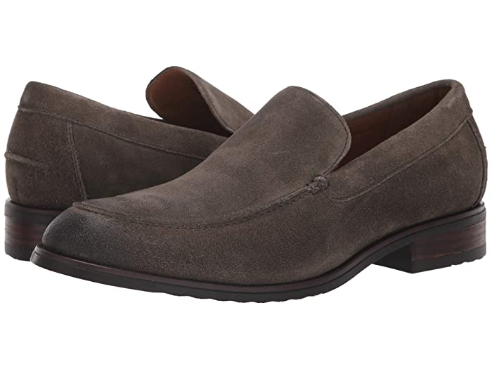 Lucky Brand  Canton (Steel Grey) Mens Slip-on Dress Shoes