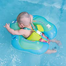 Free Swimming Baby Inflatable Baby Swimming Float Ring Children Waist Float Ring..