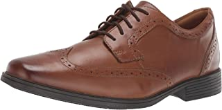 Clarks Men's Tilden Wing Oxford