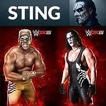 WWE 2K15 Sting DLC bonus character for Xbox One
