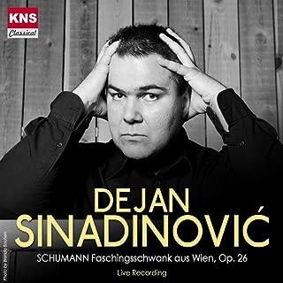 Schumann: Faschingsschwank aus Wien, Op. 26
