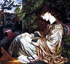 Dante Gabriel Rossetti La Pia de' Tolomei - 20