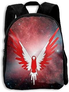Logan Paul Maverick Children Casual School Bag Backpack Book Bag For Boys Girls