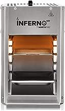 NORTHFIRE Propane Infrared Grill-Single, InfernoGo, Silver