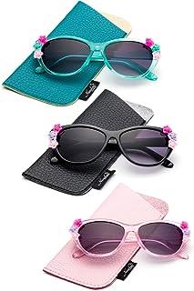Newbee Fashion- Kids Girls Toddlers Fashion Sunglasses...