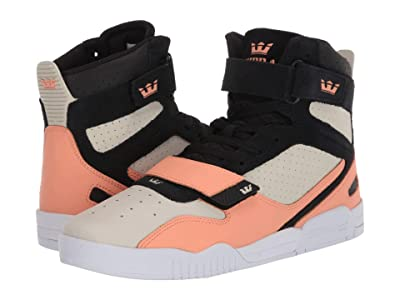Supra Breaker (Bone/Melon/White) Men