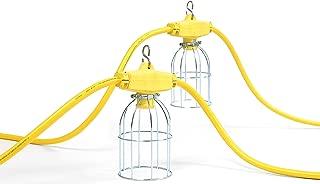 Woodhead 300W  Lamp Holder, Weather Resistant Cord Grip, 200W Max Lamp Wattage