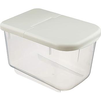 アイリスオーヤマ 米びつ 5kg ホワイト PRS-5