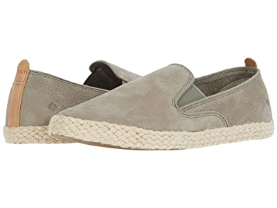 Sperry Sailor Twin Gore Leather/Jute (Sage) Women