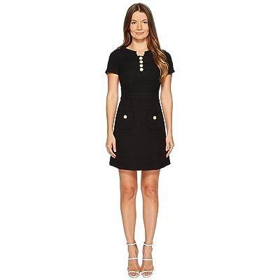Boutique Moschino Dress w/ Pockets (Black) Women