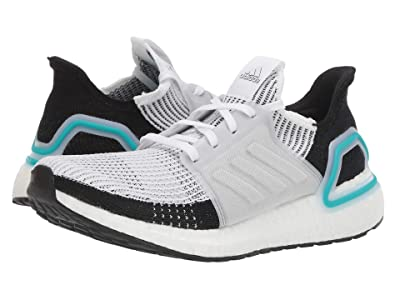 adidas Running Ultraboost 19 (White/White/Collegiate Royal) Men