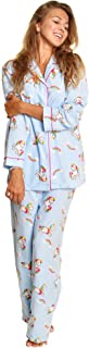 Women's Cozy Fleece Pajama Set