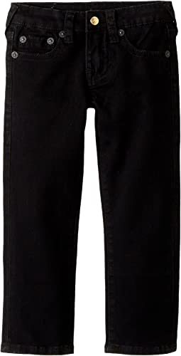 True Religion Kids - Geno Single End Jeans in Uk Black (Big Kids)