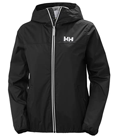 Helly Hansen Belfast II Packable Jacket (Black) Women