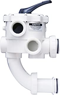 Pentair 261152 2-Inch Threaded Multiport Valve Replacement Pool and Spa D.E. Filter