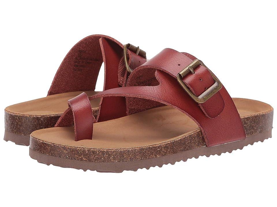 Steve Madden Kids Jwaive (Little Kid/Big Kid) (Cognac) Girls Shoes