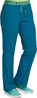 Activate Scrub Pants Women, Flow Yoga 2 Cargo Pocket Pant