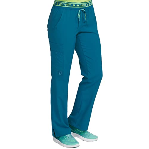 8d4d0462f59 Med Couture Activate Women's 2 Cargo Pocket Scrub Pant