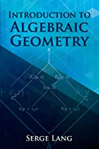 Best an introduction to algebraic geometry Reviews