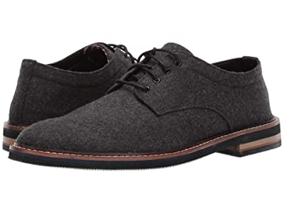 Bostonian Dezmin Plain (Black Wool) Men
