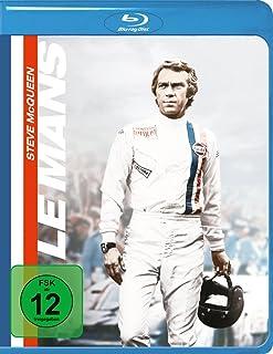 Le Mans Blu-ray