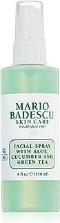 Mario Badescu Facial Spray With Aloe, Cucumber And Green Tea - For All Skin Types 118ml/4oz
