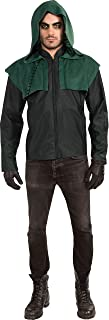 green arrow costume jacket