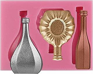 Best edible champagne bottle cake topper Reviews