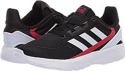 Core Black/Footwear White/Scarlet