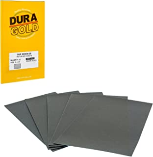 Dura-Gold - Premium - Wet or Dry - 400 Grit - Professional cut to 5-1/2