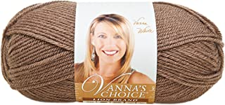 Lion Brand Yarn Lion Brand Vanna's Choice Yarn (125) Taupe