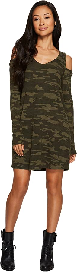 Sanctuary - Morgan T-Shirt Dress - Camo