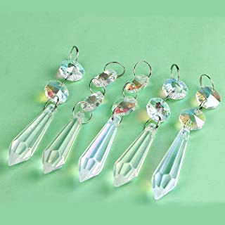 glass teardrop icicles
