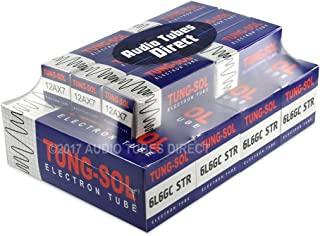 Tung-Sol Tube Upgrade Kit For Fender 65 Twin Reverb Reissue Amps 6L6GCSTR 12AX7 12AT7W