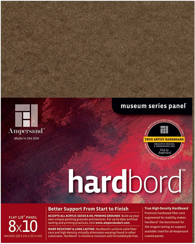 Ampersand Hardbord 8X10 1 8 Inch B0027A79F0  | Die Königin Der Qualität