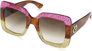 94c367499 Amazon.com: Gucci - Sunglasses / Sunglasses & Eyewear Accessories ...