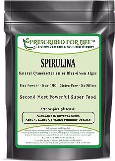 Spirulina - Natural Cyanobacterium or Blue-Green Algae Powder - Arthrospira platensis, 5 kg