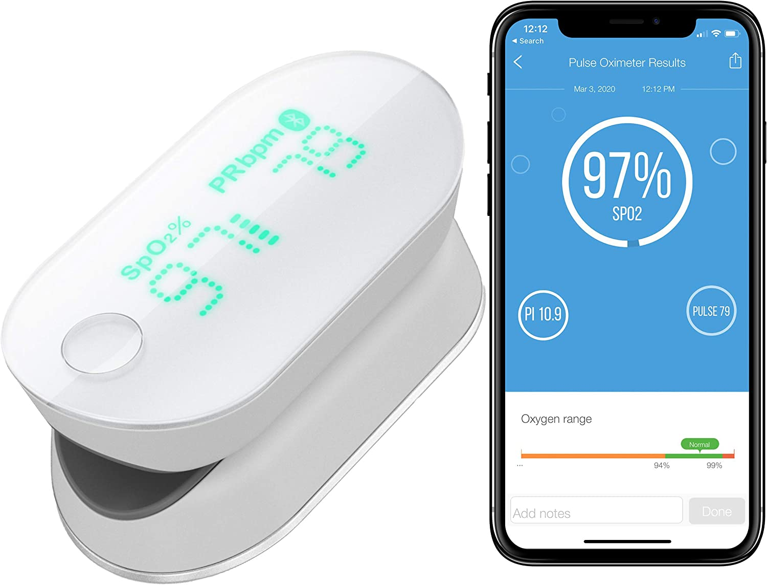 best pulse oximeter used by doctors