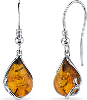 real amber stone jewelry