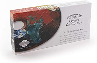 Winsor & Newton 1290139 Artist Oil Introductory, 10-Pieces Set