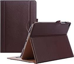 ProCase ASUS ZenPad 3S 10 9.7 Inch Case Z500M - Stand Cover Folio Case for ASUS ZenPad 3S 10 Tablet - Brown