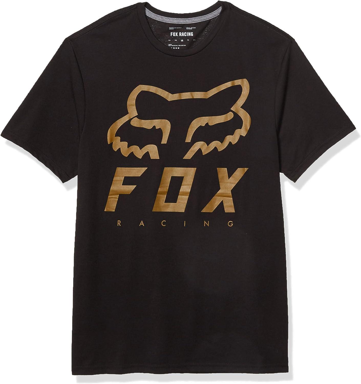 Legacy Fox Head Optical White Mens Fox Head Fox Racing T-Shirt Tee