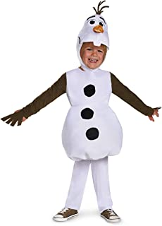 Disguise Olaf Toddler Classic Costume Small (2T) 83176S