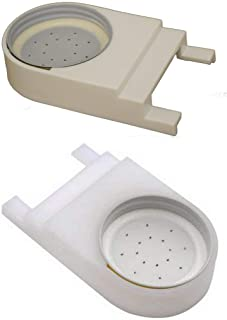 2 Pack Boardman Bee Feeder and Feeding Bees Water or Sugar Syrup The Front Entrance Hives Feeder for Beekeeping