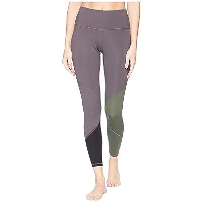 Royal Robbins ROYAL Step Up 7 8 Leggings (Asphalt) Women